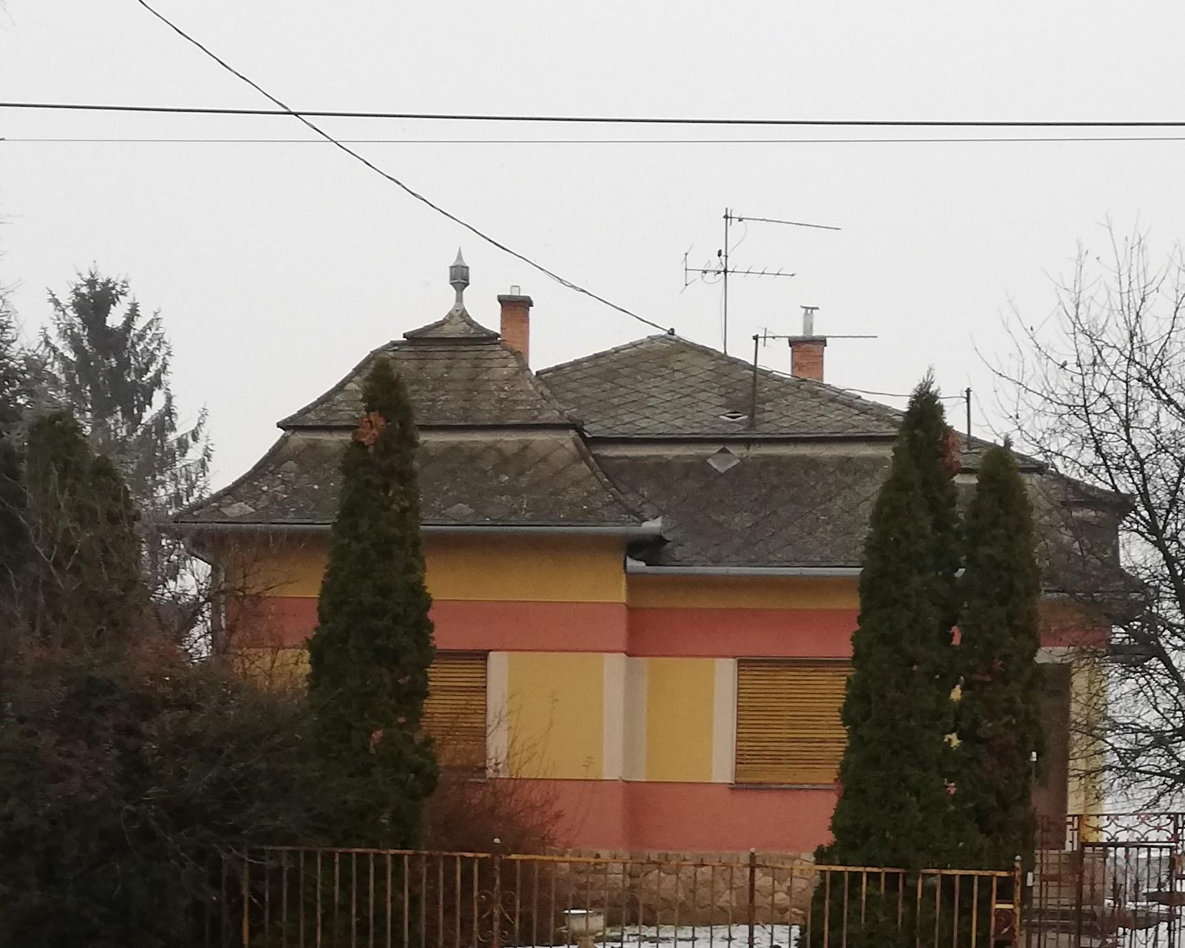 Józsi bácsi tetője